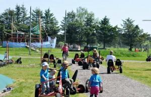Oplevelser for børn i farm fun