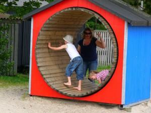 For børn og unge - løbehjul