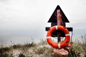 badestrande i nordjylland - redningskrans